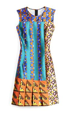 MIK Dress by Peter Pilotto Now Available on Moda Operandi
