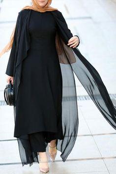 Abaya Fashion, Muslim Fashion, Modest Fashion, Women's Fashion Dresses, Curvy Outfits, Modest Outfits, Modest Clothing, Hijab Evening Dress, Hijab Dress