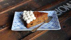 Maple Carrot Cake | Veggie Desserts