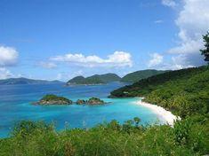 Trunk Bay, St. John, U.S.V.I. I'd return here again and again!!