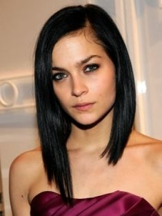 My haircut:) Minus the color