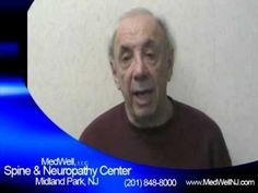 NUMBNESS LEG PAIN TREATMENT DOCTOR BERGEN COUNTY ALLENALE SADDLE RIVER M...