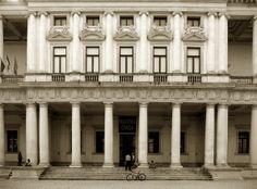 Palladio: Palazzo Chiericati, Vicenza