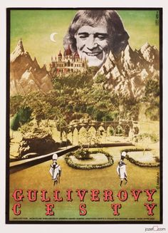 Film poster auction / BI-WEEKLY Tuesday AUCTION / 01.11.2016 / GULLIVER'S TRAVEL £0.99 start price / Magical Movie Posters for Everyone !! / #postersale #movieposter