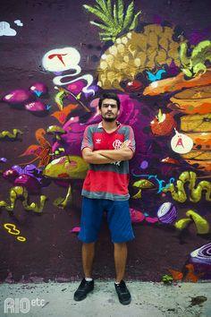 RIOetc | Sobre pipas e grafitti: o Vidigal do Tarm