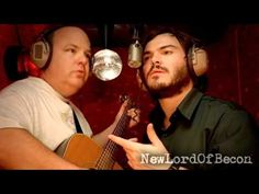 "Tenacious D * Tribute ~ feat. Dave Grohl.  I laughed pretty hard... ""disclaimer:"" This is not the greatest song in the world, this is just a tribute."