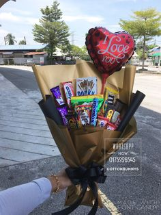 #chocolatebouquet