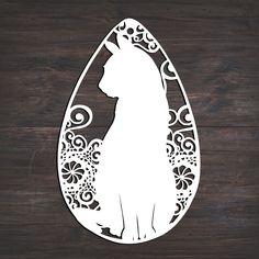 Mandala Rose, Cat Mandala, Mandala Design, Small Business License, Silhouette Designer Edition, Vinyl Projects, Silhouette Cameo, Silhouette Projects, Svg Files For Cricut