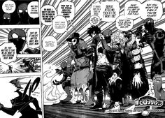 Boku No Hero Academia Chapter 232 Read Online - Read Boku No Hero Academia Manga Online