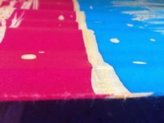 Spring Season Batik Colors by Maureen clarke Batik's Secrets