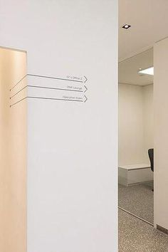 Home Decoration Ideas Images Office Signage, Retail Signage, Environmental Graphics, Environmental Design, Office Interior Design, Office Interiors, Hospital Signage, Glass Wall Design, Wayfinding Signs