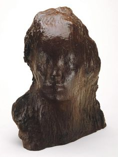 Ecce Puer (Behold the Child), 1906 by Medardo Rosso. sculpture
