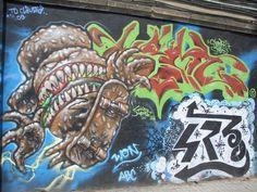 Bomb the burger: the best food graffiti