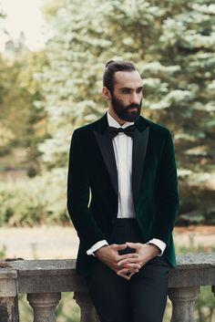 Florian Leichs for DARKOH - KULT Model Agency - Beard Model