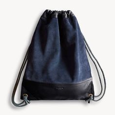 HENTEN LEATHER DRAWSTRING BAGS: http://select.sm/OTJfFY