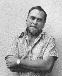 """Charles Bukowski: """"soy la orilla de un vaso que corta, soy sangre…"""""""
