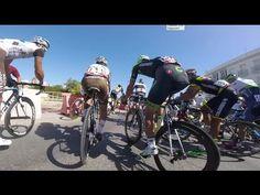 Team Giant-Alpecin #InsideOut - On-board footage of La Vuelta stage 4 - YouTube