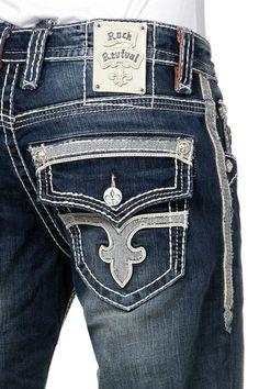 Chris Straight Jean - Rock Revival
