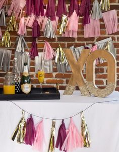 Nothing goes better than Besties and Brunch on Valentine's Day // event design+styling by For Like, Ever! // photo by Dylan Murphy Creations