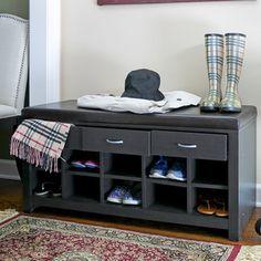 Found it at Wayfair - Wholesale Interiors Baxton Studio Entryway Benchhttp://www.wayfair.com/Baxton-Studio-Entryway-Bench-WI5374-WHI5549.html?refid=SBP.rBAZEVV8VJUTkDcuX5pBAsrh5Ud0HEfqrHhOhrjnX8g