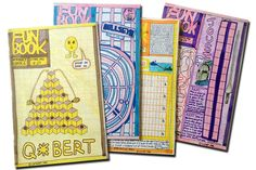 Learn about the history of the original Fun Books
