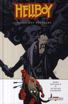 Hellboy tome 9 ; l'appel des ténèbres : Mike Mignola, Richard Corben - comics