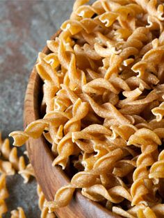 Learn the fantastic health benefits of whole wheat pasta