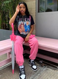 - -You can find Tomboy outfits and more on our website. Retro Outfits, Baddie Outfits Casual, Teenage Outfits, Hip Hop Outfits, Cute Swag Outfits, Chill Outfits, Dope Outfits, Teen Fashion Outfits, Tomboy Fashion