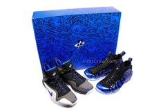 a333f795ec55 The Nike Sportswear Sharpie Pack includes the Nike Air Foamposite One  Sharpie and the Nike Air Penny 6 Sharpie as a nod to Penny s NBA Playoffs