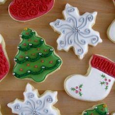 #Christmas Sugar #Cookies