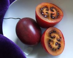 Tamarillo Interior 2 - DSCF3228crsm by Lorna Tomes, via Flickr
