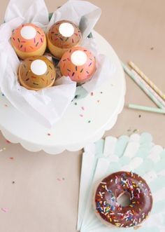 Donut Easter Eggs
