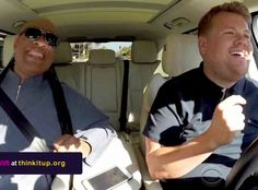 James Corden and Stevie Wonder Sing Their Hearts Out Together for Think It Up: Watch Now!  James Corden, Stevie Wonder, Think It Up