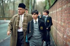 """Om Puri and Aqib Khan Ila Arun: Watch Acclaimed Film """"WEST IS WEST"""" released online or download from http://j.mp/west-is-west-film  WEST IS WEST is sequel to the internationally acclaimed film EAST IS EAST and is the coming of age story of both 13 year old Sajid and also of his father, 60 year old Pakistani George """"Ghengis"""" Khan in Manchester, North of England, 1976.  Om Puri, Jimio Mistry, Lesley Nichol, Emil Marwa, and Aquib Khan Directed By: Andy De Emmony"""