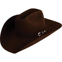 1570378622f Resistol Hats 20x Sand Hill Felt Cowboy Hat Brown Cowboy Hat