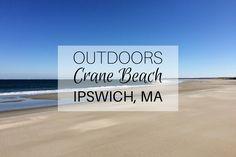 Sky Day, Boston Area, Massachusetts, Crane, To Go, Vacation, Explore, Beach, Places