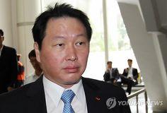 최태원 SK회장 항소심 선고 내달 13일로 연기(종합)