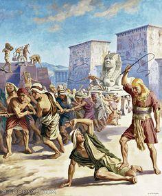 Exodus 1: Israel Enslaved