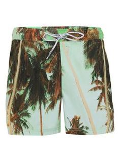 8Lucky Mens Swimming Trunks Quick Dry Beach Board Shorts Mesh Lining G-umball Printed Summer Casual Drawstring Pants