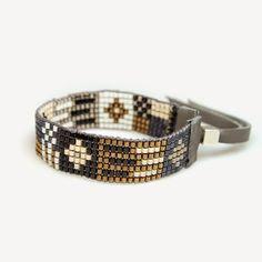 beading Loom Beading, Beading Patterns, Bead Jewellery, Beadwork, Tutorials, Jewels, Beads, Bracelets, Accessories