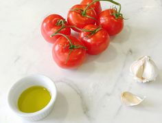 Make this sauce in the summertime, when fresh tomatoes are abundant, and keep in your fridge, jar or freeze to use all year round.