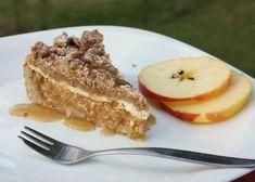 Jablkový koláč s tvarohom, recept | Naničmama.sk