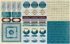 AUTHENTIQUE - CARDSTOCK STICKERS SEA018 - WINTER http://www.kreativscrapping.no/products/authentique-cardstock-stickers-sea018-winter Pakke med stickers ord, tekst og figurer