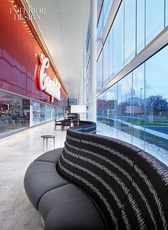 M'mm M'mm Good: Campbell Soup Company Headquarters | Projects | Interior Design
