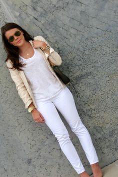 white wash - Glitter & Gingham