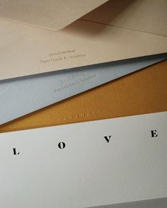 FOR THE STATIONARY || NOVELA BRIDE...modern pastel invitation colours with embossed detail || Where the modern romantics play & plan the most stylish weddings... www.novelabride.com @novelabride #jointheclique