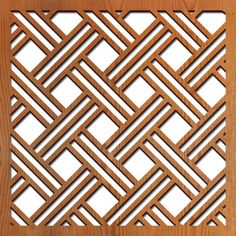Open Basketweave Pattern                                                       …