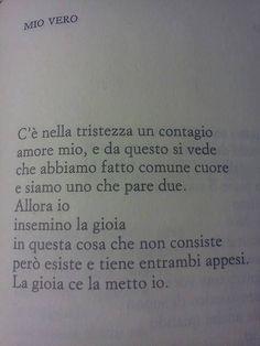c'è nella tristezza un contagio – Mariangela Gualtieri