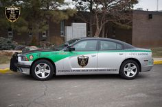 Colorado State Patrol State Trooper 80th Anniversary Dodge Charger Slicktop
