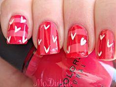 Valentines Nail Polish :)